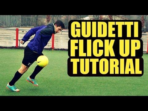 """Football Skill Tutorial #8 """"John Guidetti Rainbow"""" ★ (How To Do)"""