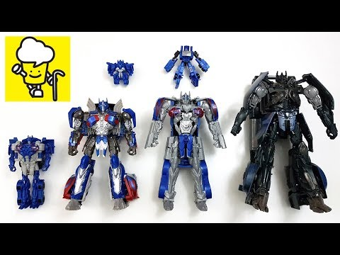 Transformer Optimus Prime Movie 5 The Last Knight Toys toy ランスフォーマー 變形金剛