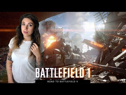 BATTLEFIELD 1 - ROAD TO BATTLEFIELD V - CONQUEST, MIXED MAPS - PS 4 PRO GAMEPLAY thumbnail