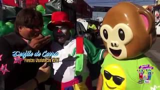 Así vivió Usulután el Grandioso Desfile de Correo 2017
