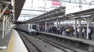 西武鉄道6153F 準急池袋行 所沢
