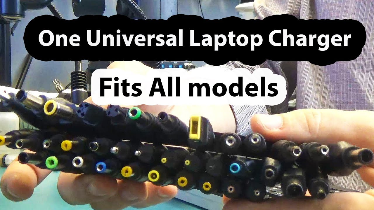 Best Universal Laptop Charger All Makeodels