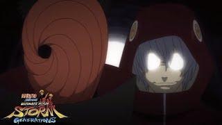 ЧЕТВЕРТАЯ МИРОВАЯ ВОЙНА ШИНОБИ НАЧИНАЕТСЯ | Naruto Storm Generations Русские Субтитры