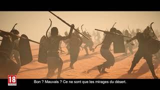 Assassin's Creed Origins - Trailer de gameplay gamescom 2017