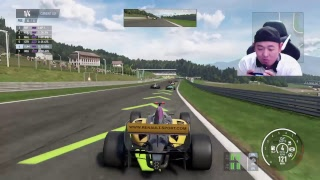Project Cars 2 -Demo 2 - Ps4 - Gameplay Indonesia