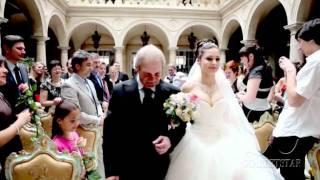 Свадьба по мотивам фильма «Мистер и Миссис Смит»