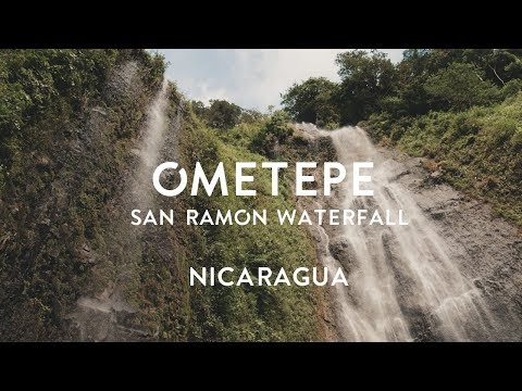 Exploring Ometepe Island Nicaragua & San Ramon Waterfall // Travel Nicaragua // Sony a6300