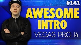 Vegas Pro 14: How To Make An Awesome Intro - Tutorial #141 Video