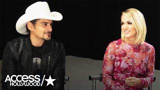 Carrie Underwood Teases