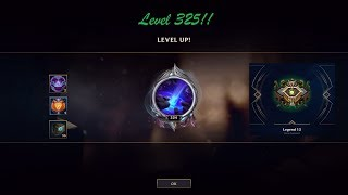 Level 325 glorious capsule opening +  Project & Arcade orbs (LEAGUE OF LEGENDS)