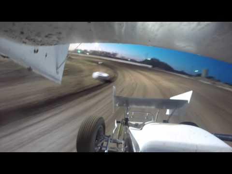 Sprint Series of Texas at Abilene Speedway 8/8/15 Heat #1