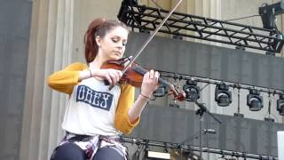 Lindsey Stirling - Mirror Haus (Live Soundcheck Performance - Berkeley, CA)
