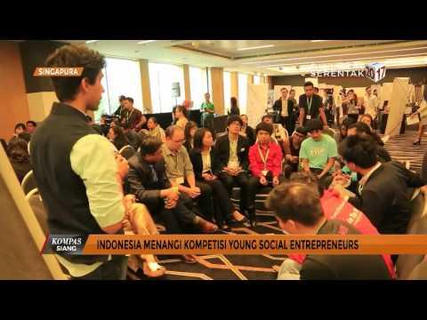 Indonesia Menangi Kompetisi Young Social Entrepreneurs