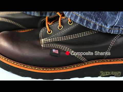 e8db06560a0 Thorogood Boots: Men's Brown American Heritage 814-4269 USA-Made EH ...