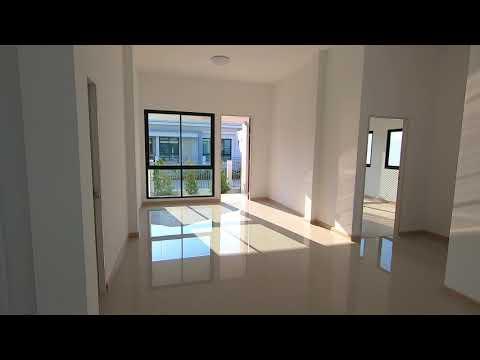 LIVING SENSE  บ้านฉาง ระยอง บ้านวัสดุคุณภาพ 0926292057 A 3ห้องนอน 2ห้องน้ำ