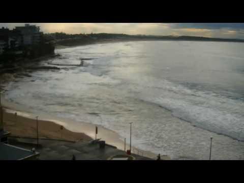 Cronulla RSL Beach Camera
