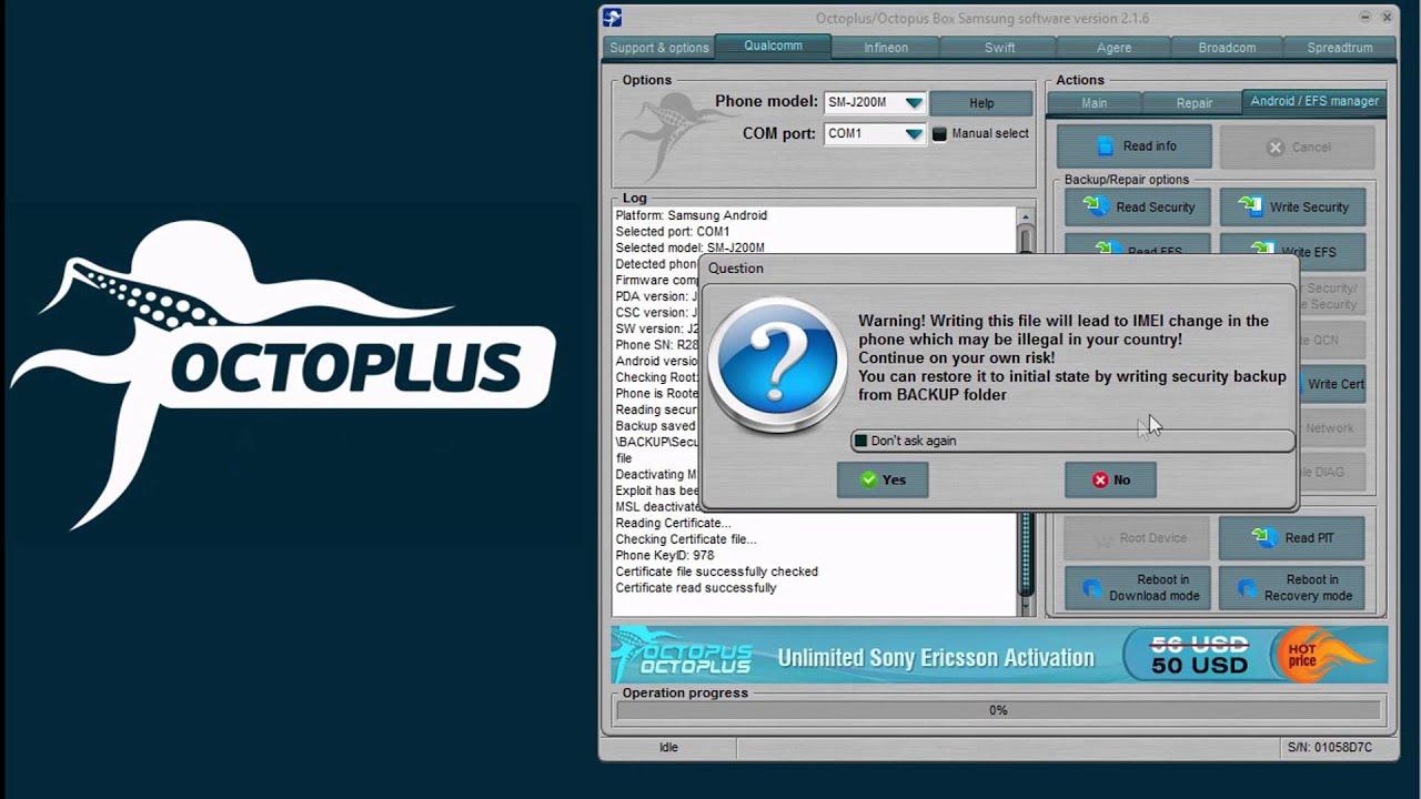 Octoplus Box Samsung Updates - Page 8 - GSM-Forum