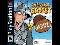 Video game review of Inspector Gadget Gadget's Crazy mase for the ps1