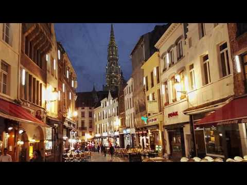 Brussels Belgium - the more beautiful cities of Europe