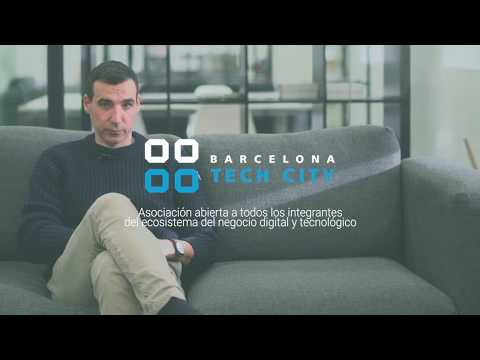 Miguel Vicente, president of Barcelona Tech City and serial entrepreneur