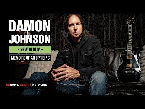 Damon Johnson On New Record Memoirs Of An Uprising Mp3