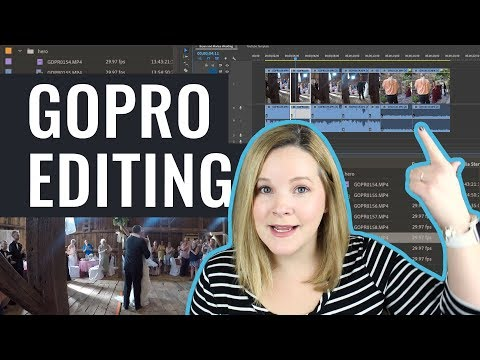 GoPro Hero 7 Video Editing 2019 (all GoPro models)