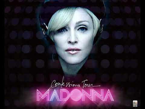 Madonna - Ray Of Light - (Live Studio Vocals) - Confessions Tour