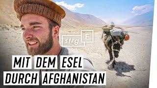 Verrückter Trip: Afghanistan per Esel | STRG_F