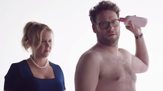 Amy Schumer & Seth Rogen NEW Bud Light Super Bowl 50 Commercial