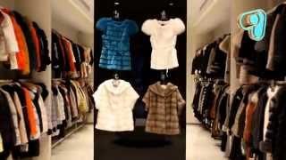 видео магазин одежды