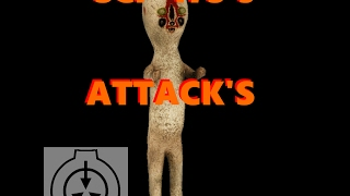 SCP-173's Attacks ROBLOX
