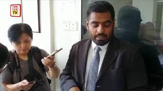 Penang govt dept director, son claim trial to RM45,000 graft