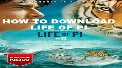 How to download life of pi full movies (by ugs  tech)