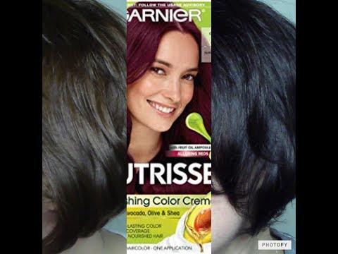 Garnier nutrisse ultra color 2.6 dark cherry