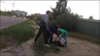 Пьяная драма.  Рыбинск.