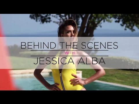 Jessica Alba   Shape June 2015