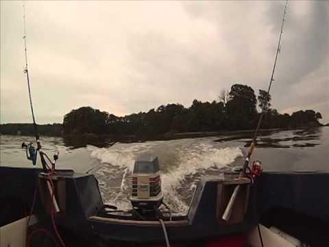 Magothy River Fishing 2014