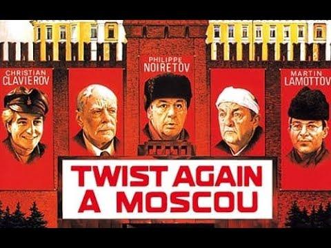 TWIST AGAIN IN MOSKAU - Trailer (1986 Deutsch/German)