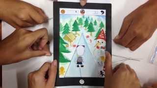 Runsii - Games Paper Prototype