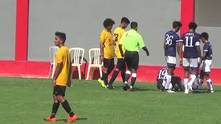 Gold Fields State U15s v Paradise Football Academy (Bali) Pt3
