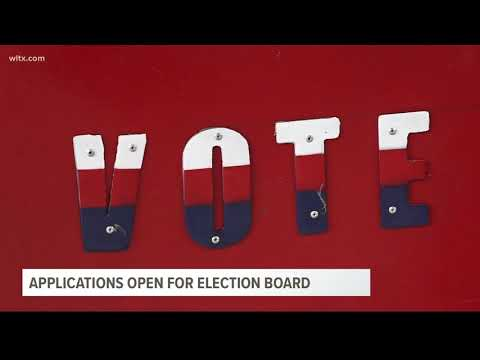 Applications Open For Richland County Elections Board