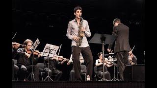 MAURICI ESTELLER –  FINAL ROUND – I ANDORRA INTERNATIONAL SAXOPHONE COMPETITION 2014
