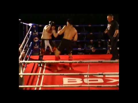 Brandon Ropati (Oliver MMA) vs. Sam Ball (Carnage MMA)