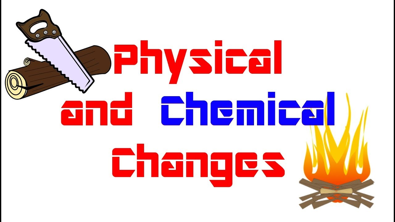 medium resolution of Physical and Chemical Changes: Chemistry for Kids - FreeSchool - YouTube