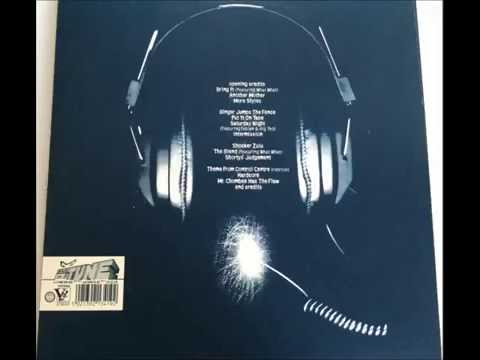 What What ~ The Blend ~ The Herbaliser ~ Blow Your Headphones LP ~ Ninja Tune 1997 NYC