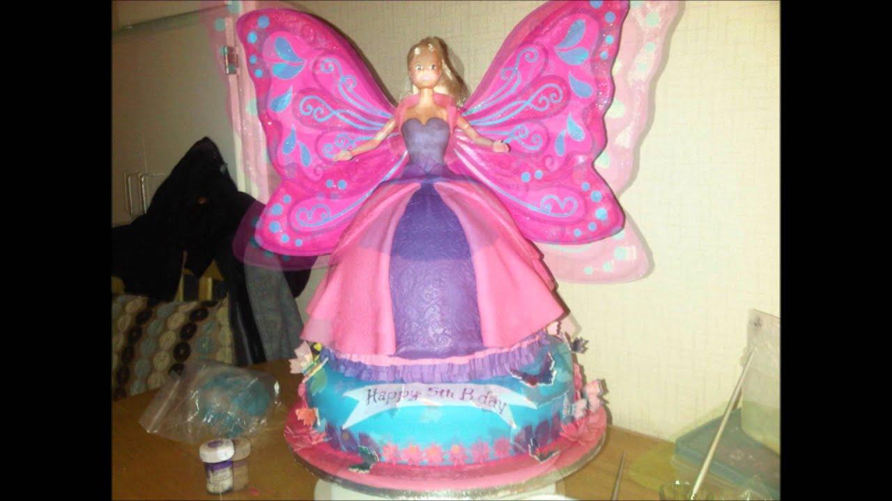 Fairy Godmother Cake