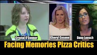 Facing Memories Pizza Critics - Dana Loesch
