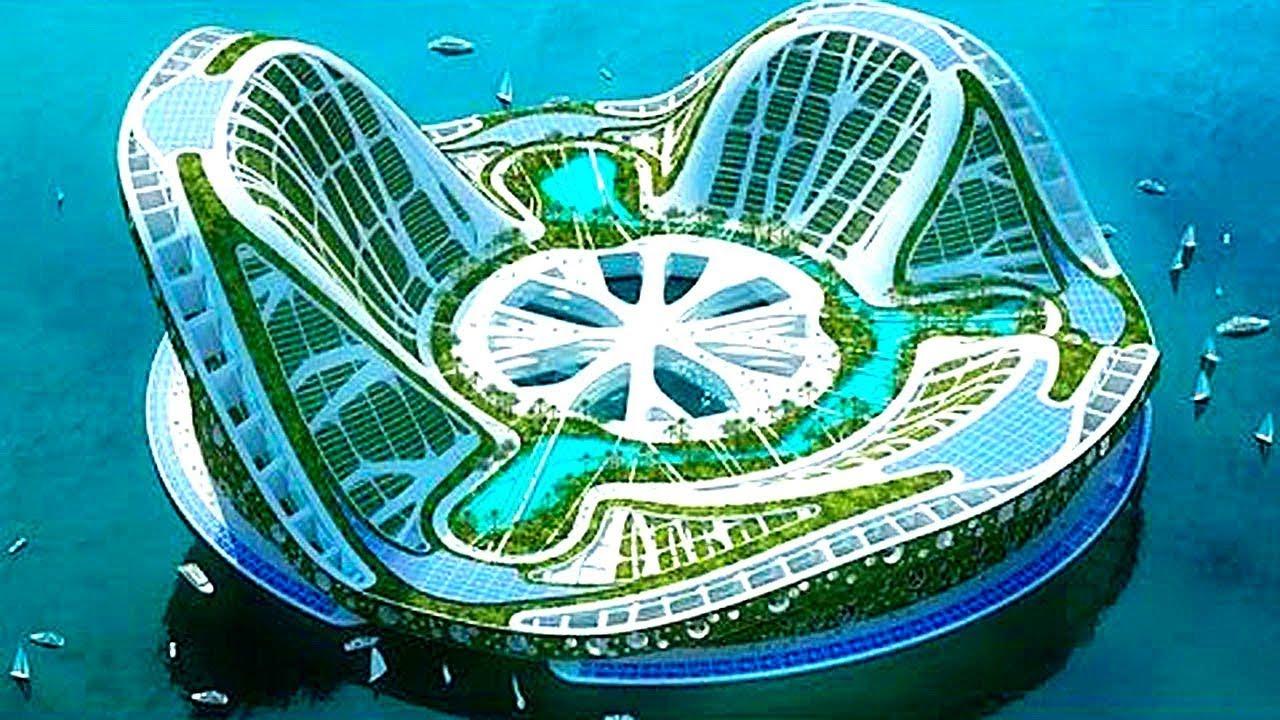 8 Самых Невероятных Островов, Созданных Человеком