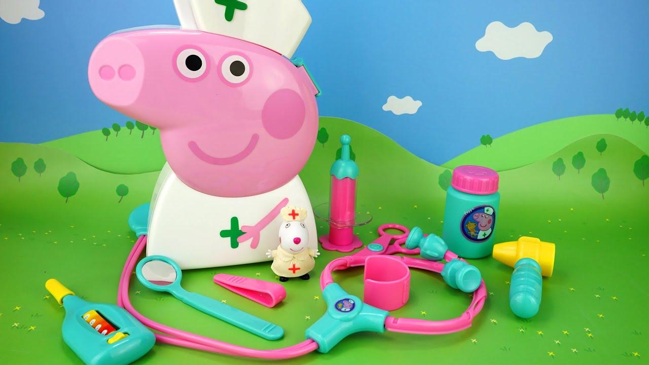 Doctor cartoon for children