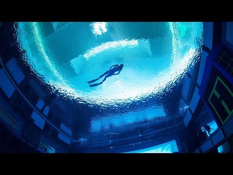 Deep Dive Dubai: Inside world's deepest pool